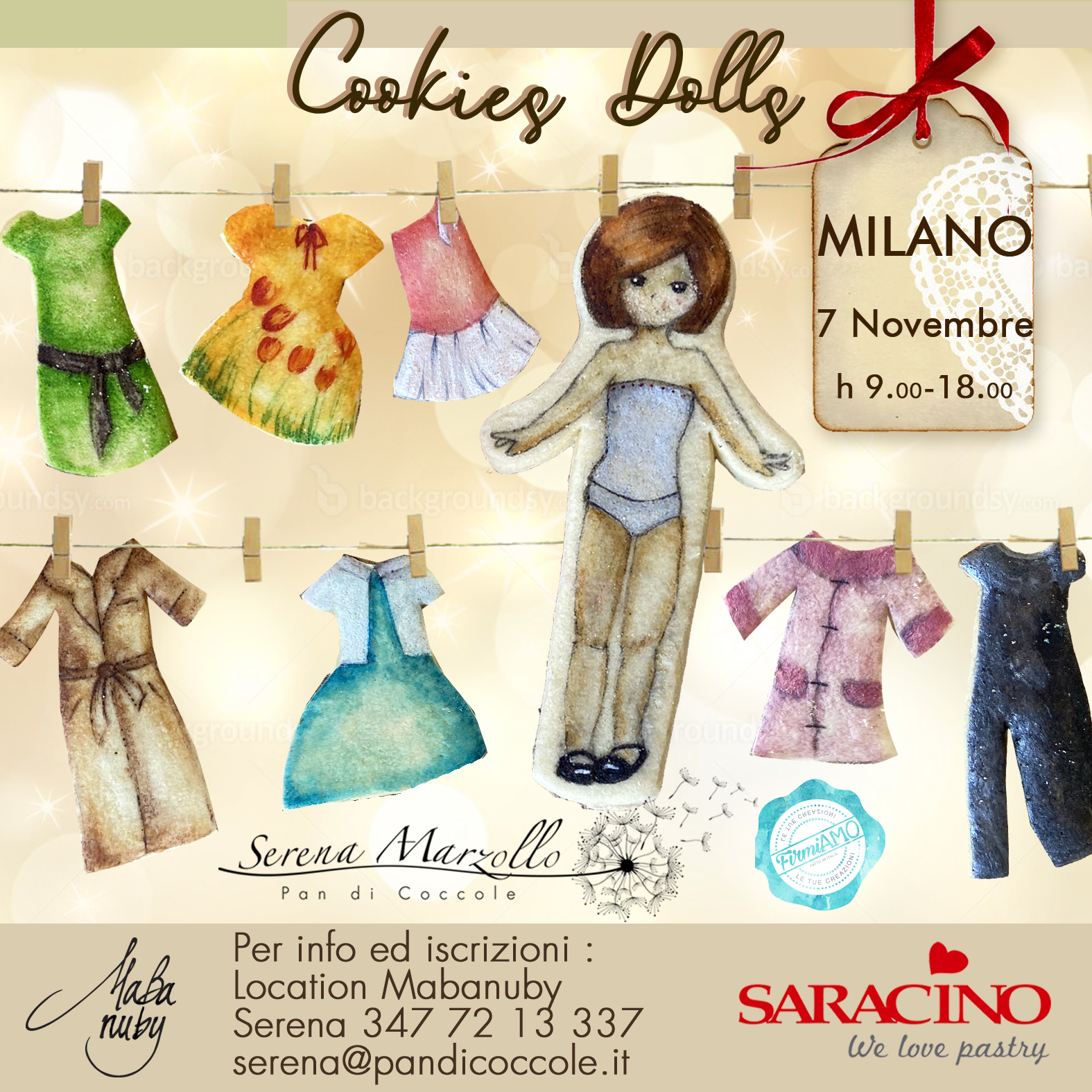 Cookies Dolls_ Milano