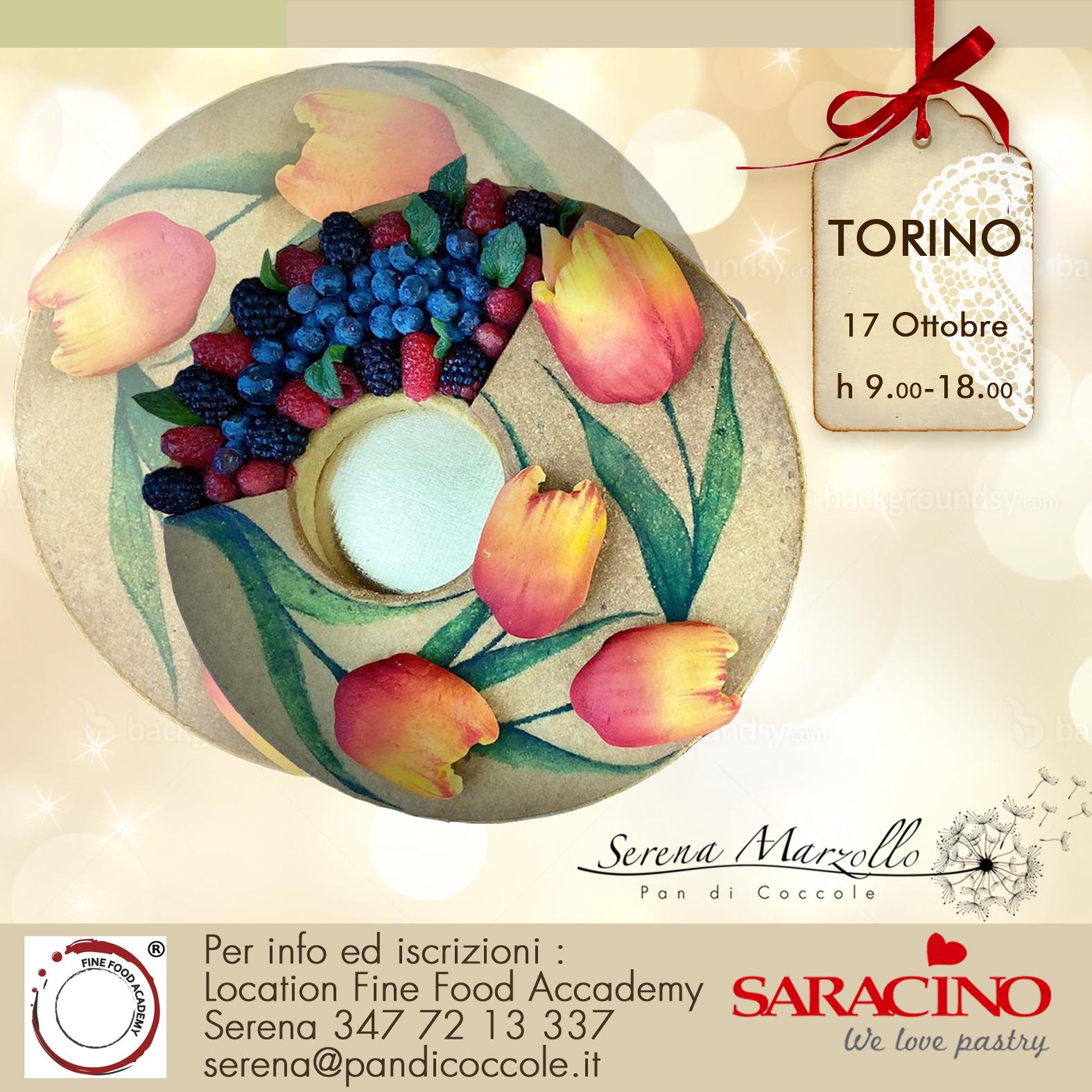 Crostate Artistiche _ Torino