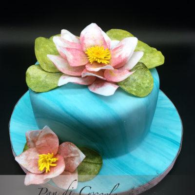 Ninfea_cake