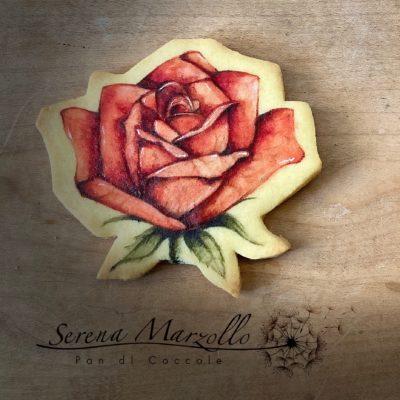 Cookies Rosa Rossa