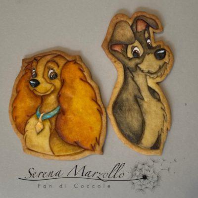 Cookies Lilly e Vagabondo