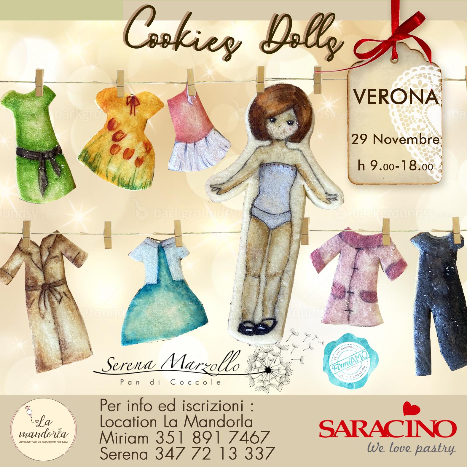 Cookies Dolls – Verona