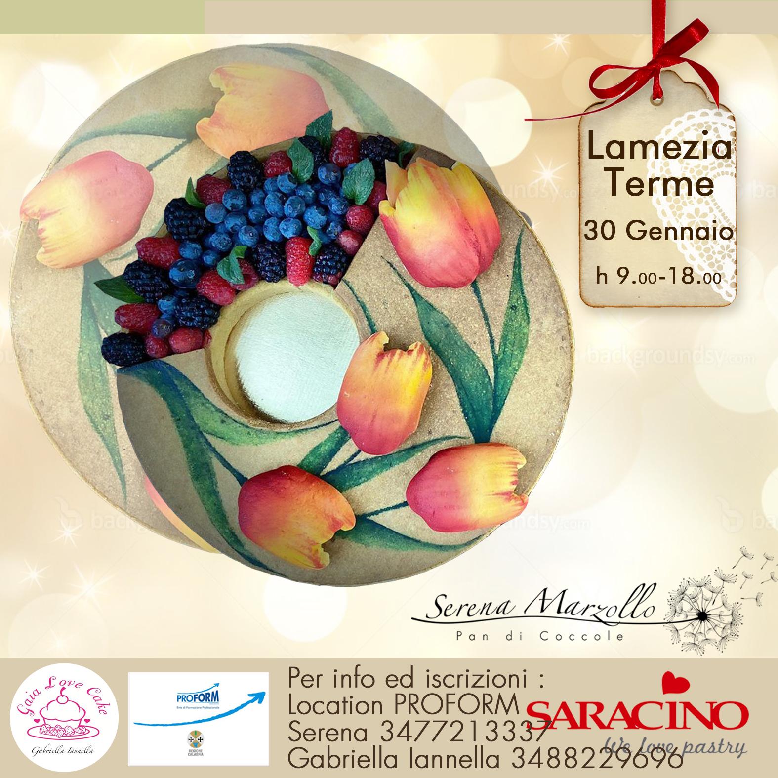 Crostate Artistiche _ Lamezia Terme
